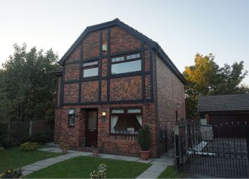 Thumbnail 4 bed detached house for sale in Aspen Wood, Hyde