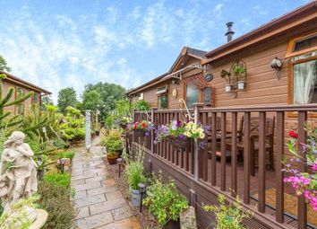 Thumbnail 3 bed mobile/park home for sale in Goose Island, Northampton, Northamptonshire, Northants