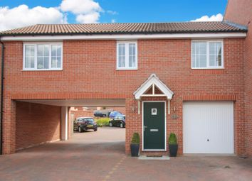 Thumbnail 2 bed semi-detached house for sale in Toothill Close, Calverton, Nottingham