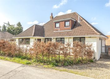 Thumbnail 4 bed bungalow for sale in Mortimer Close, Kings Worthy, Winchester, Hampshire