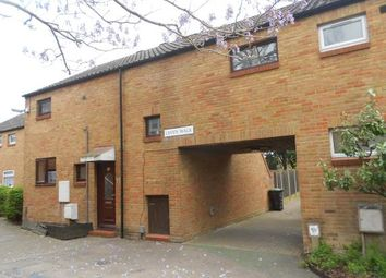 Thumbnail 4 bed terraced house for sale in Leven Walk, Bedford, Bedfordshire