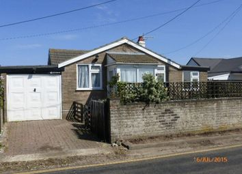 Thumbnail 3 bedroom detached bungalow to rent in Rottenstone Lane, Scratby, Great Yarmouth
