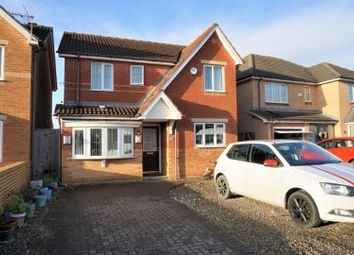 Thumbnail 4 bed detached house for sale in Highgrove Way, Kingswood, Hull