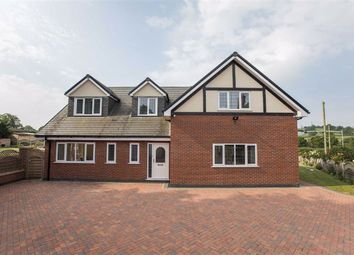 Thumbnail 4 bed detached house for sale in Hollinscroft Court, Lower Tean, Stoke-On-Trent