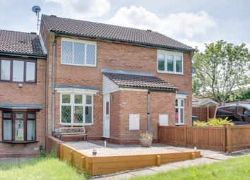 Thumbnail 2 bed terraced house for sale in Rangeworthy Close, Redditch