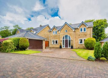 Thumbnail 4 bed detached house for sale in Olde Stoneheath Court, Long Lane, Heath Charnock