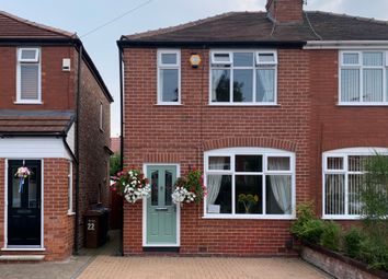 Thumbnail 2 bed semi-detached house for sale in Hartland Close, Offerton, Stockport