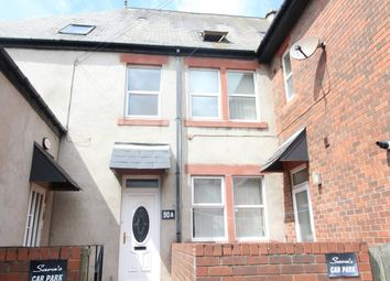 Thumbnail 3 bed flat to rent in Wingrove Road, Fenham, Newcastle Upon Tyne