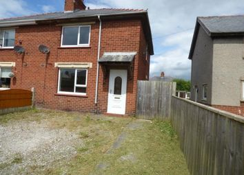 Thumbnail 2 bedroom semi-detached house for sale in Heol Bennion, Cefn Mawr, Wrexham, Wrecsam