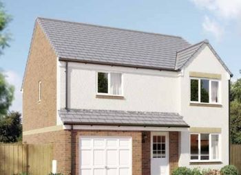"Thumbnail 4 bed detached house for sale in ""The Balerno"" at Dunlop Road, Stewarton, Kilmarnock"
