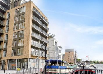 Thumbnail 2 bed flat to rent in Turnberry Quay, London