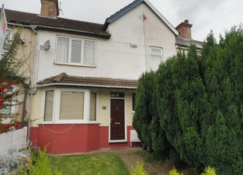 Thumbnail 3 bed terraced house for sale in Church Road, Edlington, Doncaster