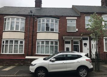 Thumbnail 2 bed flat for sale in Warwick Road, South Shields