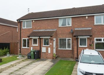 Thumbnail 1 bed terraced house for sale in Hastings Close, Rawcliffe, York