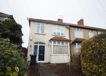 Thumbnail 4 bed semi-detached house to rent in Berkeley Road, Fishponds, Bristol