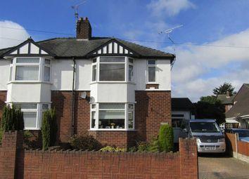 Thumbnail 3 bed semi-detached house for sale in Allt Goch, Flint, Flintshire