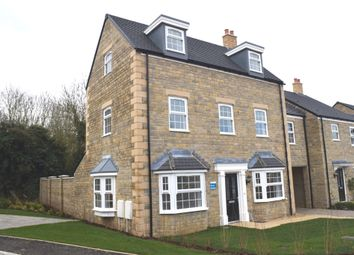 Thumbnail 4 bedroom link-detached house for sale in Herne Road, Oundle, Peterborough