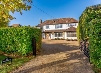 Thumbnail 5 bed detached house for sale in Devonshire Avenue, Amersham