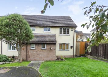 Thumbnail 3 bed semi-detached house for sale in Speedwell Close, Barnstaple
