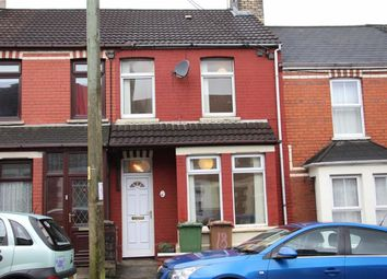 Thumbnail 3 bedroom terraced house to rent in Laurel Court, Church Street, Bedwas, Caerphilly