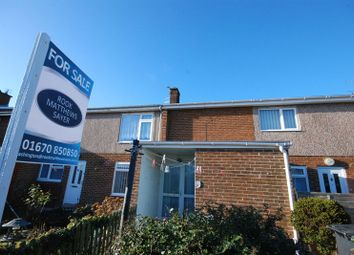 Thumbnail 2 bed flat for sale in Holmdale, Ashington