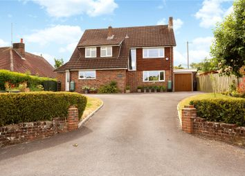 Hazeley Road, Twyford, Winchester SO21. 4 bed detached house for sale