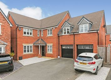 5 bed detached house for sale in Massey Close, Coventry CV4