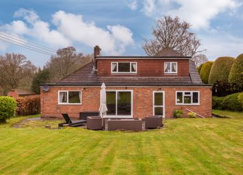 Thumbnail 4 bed detached house for sale in Knowle Lane, Halland, Lewes