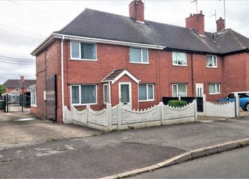 Thumbnail 3 bed semi-detached house for sale in First Avenue, Edwinstowe, Mansfield