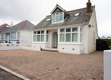 Thumbnail 4 bed detached house for sale in Tregenver Road, Falmouth