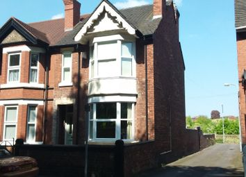 Thumbnail 1 bed end terrace house to rent in Corporation Street, Stafford