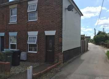 Thumbnail 2 bed semi-detached house to rent in Mount Pleasant, Halstead