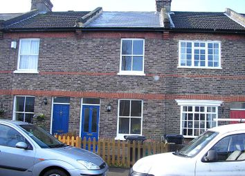 Thumbnail 2 bed terraced house to rent in Albert Road, Epsom