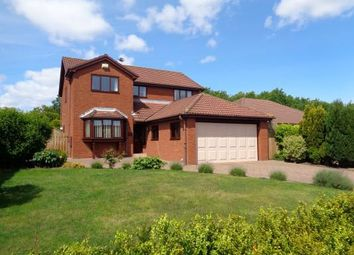 Thumbnail 3 bed detached house for sale in Dean Close, Shildon