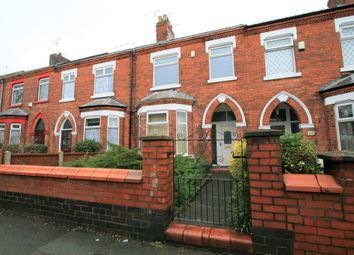 Thumbnail 3 bed terraced house for sale in Ruskin Road, Crewe