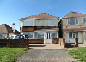 Thumbnail 4 bed detached house for sale in Brighton Road, Lancing, West Sussex, England