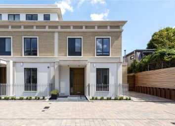 Thumbnail 4 bedroom semi-detached house for sale in Basilica Mews, Thurleigh Road