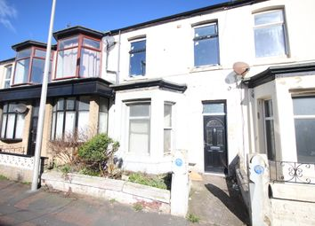 Thumbnail 3 bedroom terraced house for sale in Haig Road, Blackpool, Lancashire