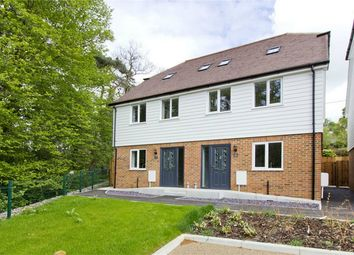 Thumbnail 3 bed semi-detached house for sale in The Street, Sedlescombe, East Sussex