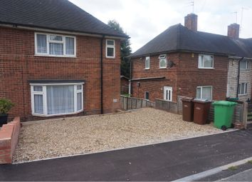 Thumbnail 3 bed semi-detached house to rent in Arnold Road, Nottingham