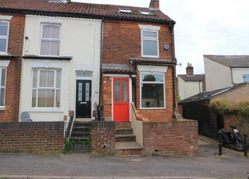 Thumbnail 3 bed terraced house for sale in 25 Ella Road, Thorpe Hamlet, Norwich, Norfolk