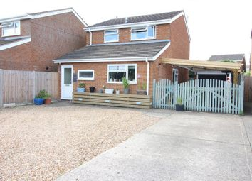 Thumbnail 3 bedroom detached house for sale in Park Road, Buckden, St. Neots