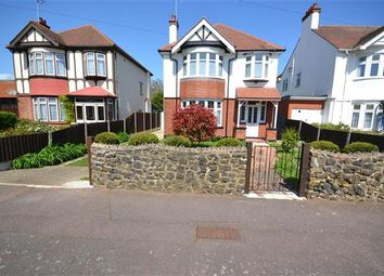 Thumbnail 3 bed detached house for sale in George Street, Shoeburyness, Southend-On-Sea