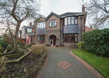 Thumbnail 4 bed detached house for sale in Northvale Road, Timperley, Altrincham