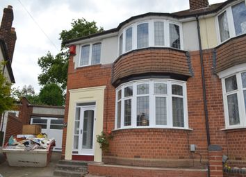 Thumbnail 3 bed semi-detached house to rent in Oakham Drive, Dudley