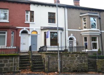 Thumbnail 3 bed town house to rent in Kilwardby Street, Ashby-De-La-Zouch