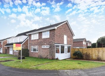 Thumbnail 4 bed detached house for sale in Tyne Way, Thatcham