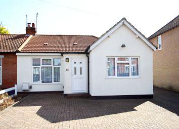 Thumbnail 5 bedroom semi-detached bungalow to rent in Vegal Crescent, Englefield Green, Surrey