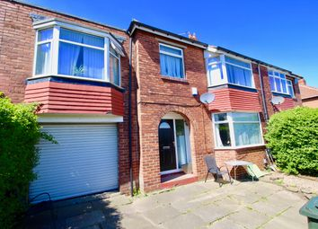 Thumbnail 4 bed semi-detached house for sale in Halewood Avenue, Newcastle Upon Tyne