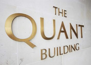 Thumbnail 1 bed flat for sale in The Quant Building, Walthamstow, London